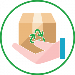 Consumer Packaging Icon